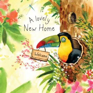FIZ18 - New Home Card Toucan